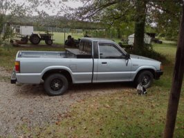 89bluedemons 1989 Mazda B Series Truck photo thumbnail