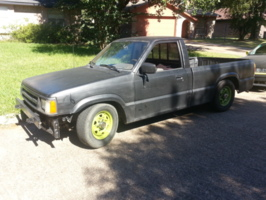 zccss 1987 Mazda B Series Truck photo thumbnail