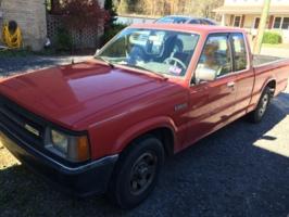 rutvegass 1990 Mazda B Series Truck photo thumbnail