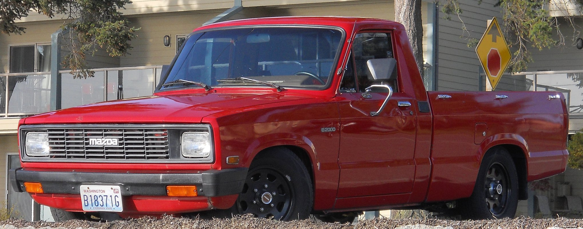 watchmakers 1984 Mazda B Series Truck photo