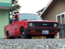 watchmakers 1984 Mazda B Series Truck photo thumbnail