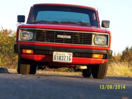 watchmakers 1984 Mazda B Series Truck photo thumbnail