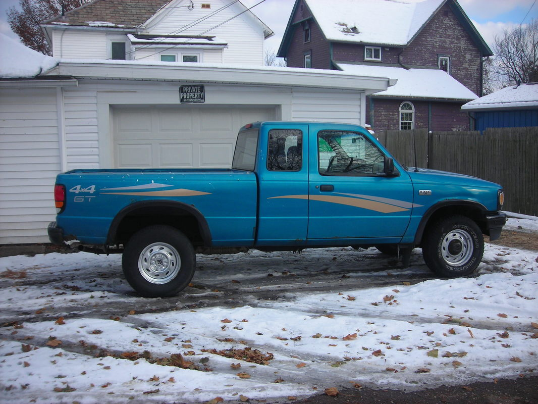 mudpuddle64s 1996 Mazda B Series Truck photo