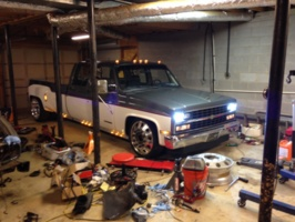 fatsos 1989 Chevrolet C3500 photo thumbnail