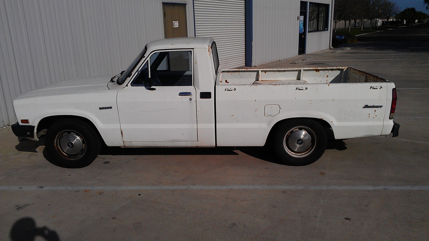 andrewoots 1982 Mazda B Series Truck photo