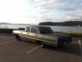 irishoutlaw92s 1964 Chevy Impala photo thumbnail