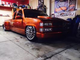 double duallyss 1993 Chevrolet C3500 photo thumbnail