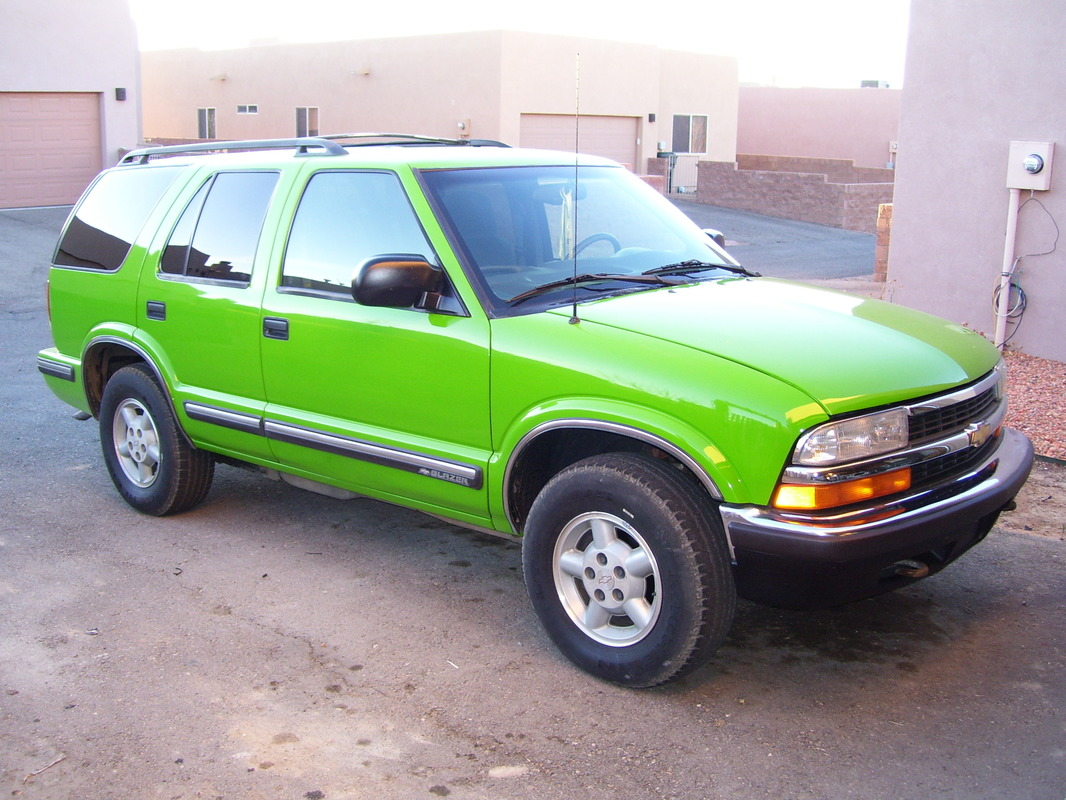 djhs 1999 Chevrolet Blazer photo