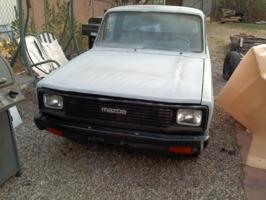 djhs 1983 Mazda B Series Truck photo thumbnail