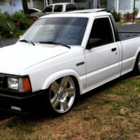 mazda0991s 1990 Mazda B Series Truck photo thumbnail