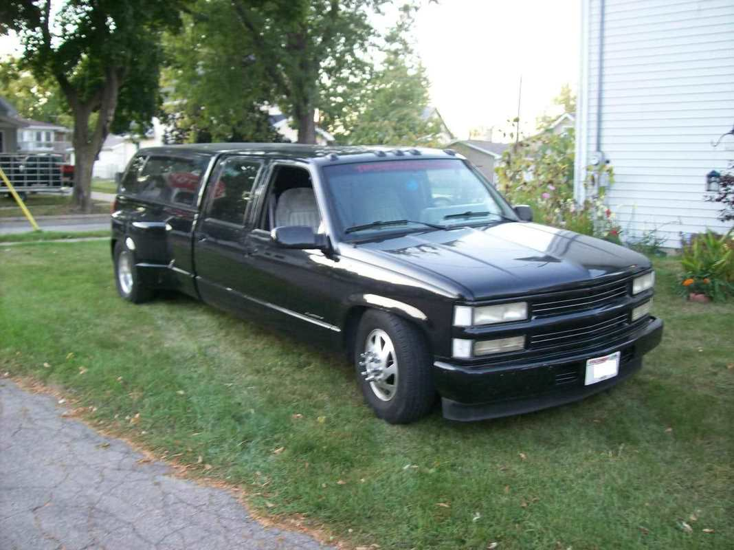 All Chevy 94 chevy 3500 : 1994 Chevy 3500 dually 6.5 liter turbo diesel. - Street Source The ...