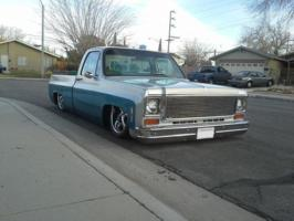 luifer76s 1973 Chevrolet C10 photo thumbnail