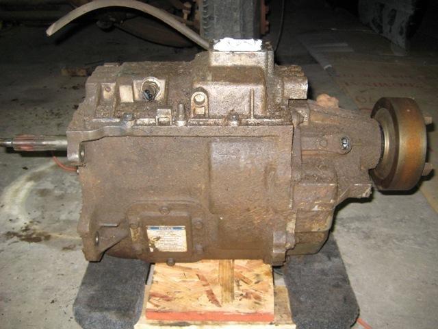 transmission rebuild - Street Source