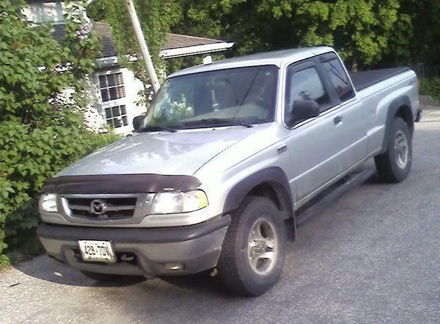 96 Mazda B2300 Ford Ranger Street Source