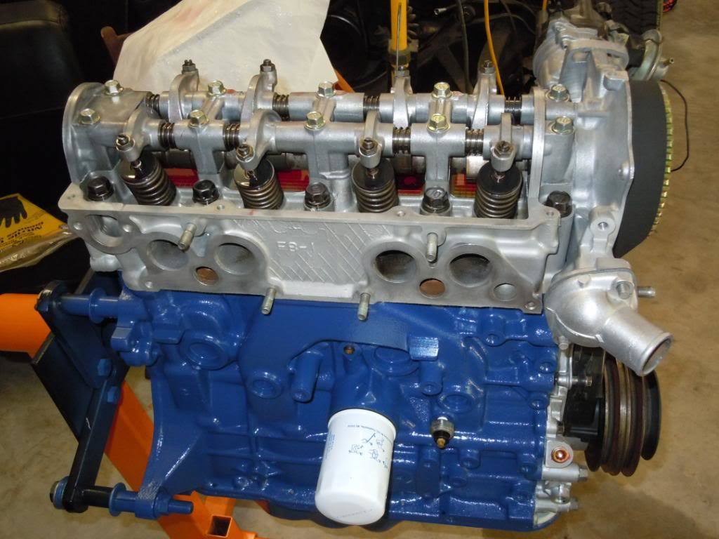 Mazda b2200 engine specs
