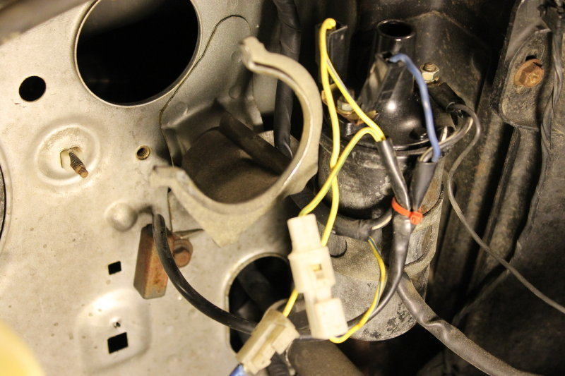 B2200  Wrong Ignition Coil