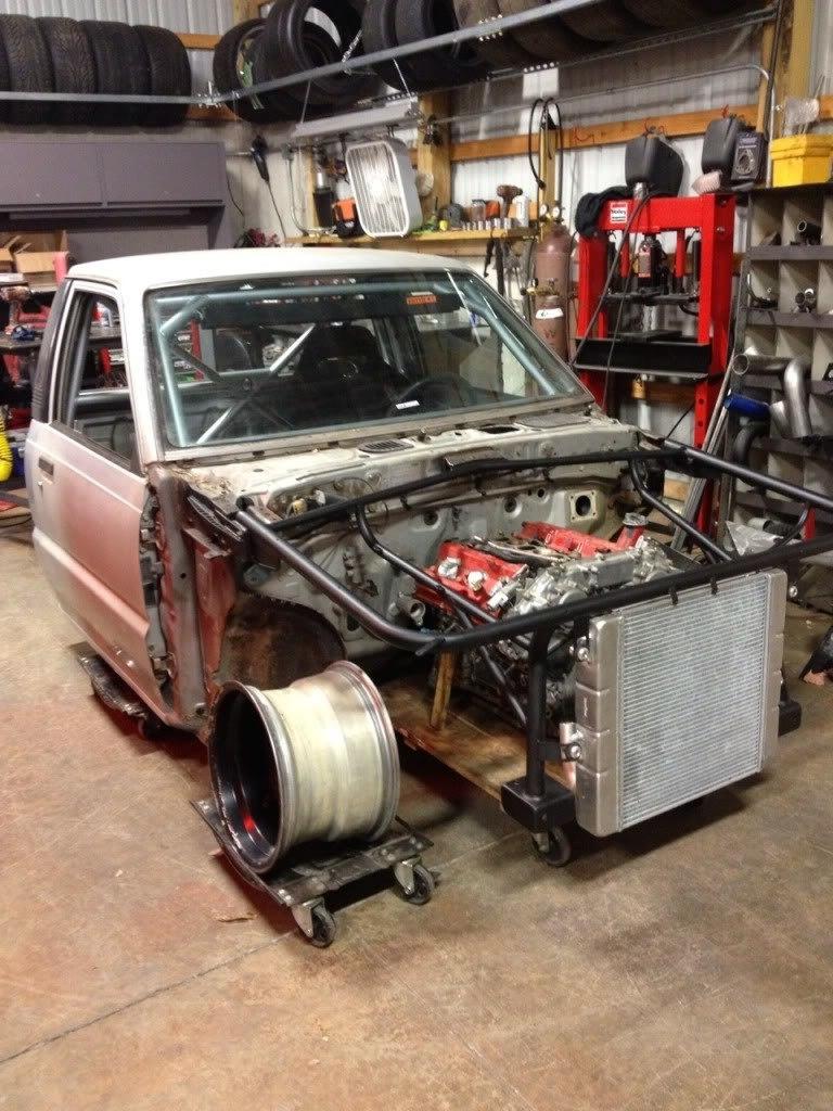 B2000 Drift Truck Build Page 48 Street Source
