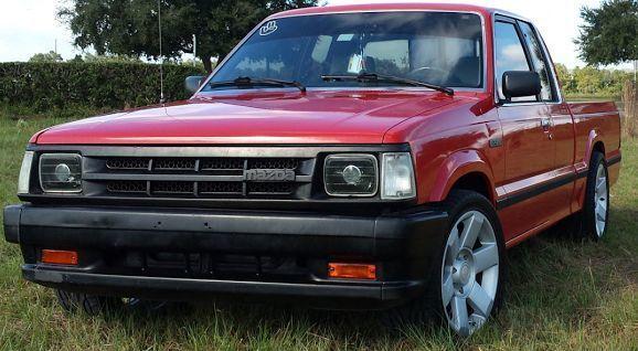 "18"" an Rims on a 87 Mazda B2000? - Street Source"