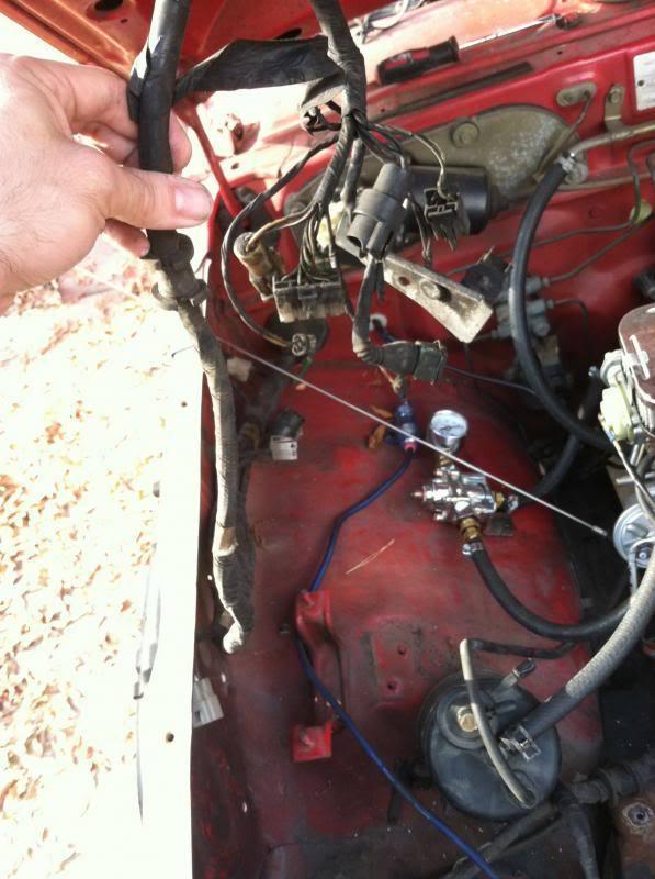 Mazda B2000    Wiring         Wiring       Diagram