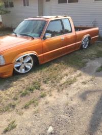 H8R-MKRs 1989 Mazda B-Series photo thumbnail