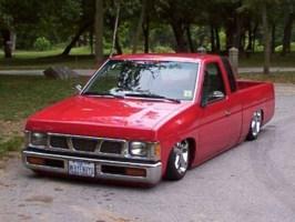 IMFUKENLOWs 1997 Nissan King Cab photo thumbnail