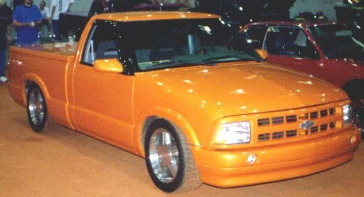 yarights 1996 Chevy S-10 photo