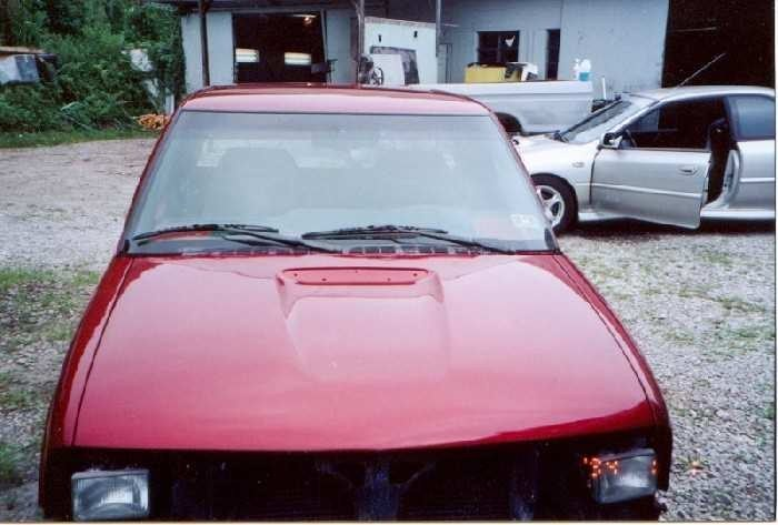 exoticridess 1994 Chevy S-10 photo