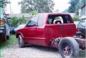 exoticridess 1994 Chevy S-10 photo thumbnail