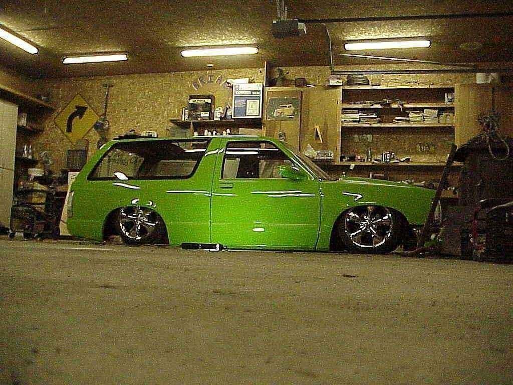 groundscr8prs 1986 Chevy S-10 Blazer photo
