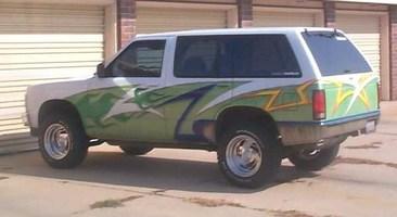 doug-ivkss 1994 Chevy S-10 Blazer photo thumbnail