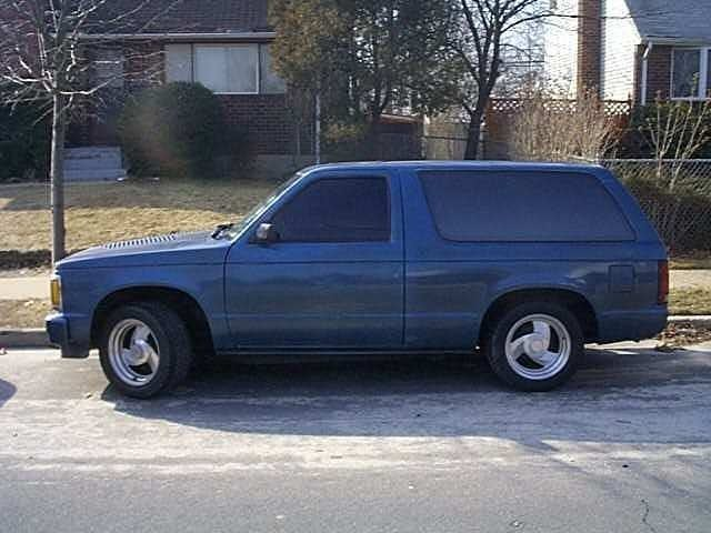 stimee23s 1989 GMC Jimmy photo