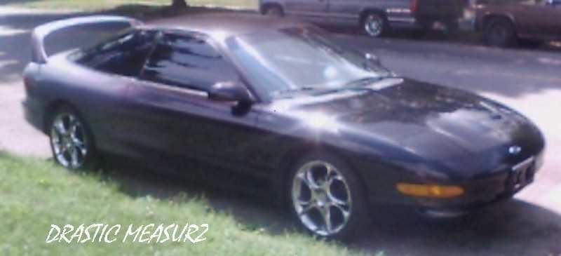 Drastics 1994 Ford Probe photo