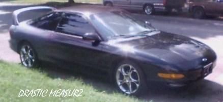 Drastics 1994 Ford Probe photo thumbnail