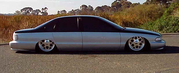 LOWEST-SSs 1995 Chevy Impala photo