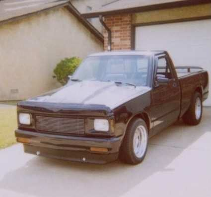 crhirds 1991 Chevy S-10 photo
