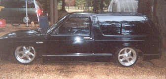 crappycustomzs 1985 Chevy S-10 Blazer photo