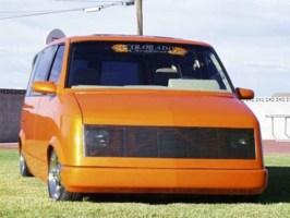 RunnnnnnnnOJs 1987 Chevy Astro Van photo thumbnail