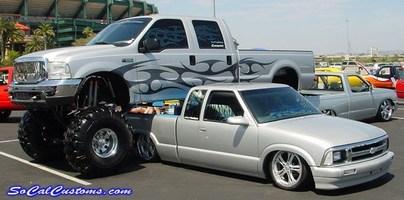 CadeCustomss 1997 Chevy S-10 photo thumbnail