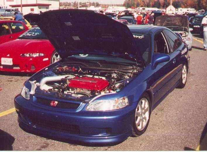 civs 1999 Honda Civic photo