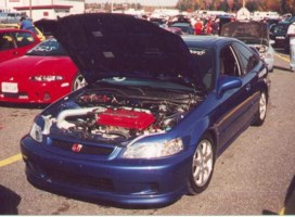 civs 1999 Honda Civic cover photo