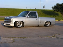 Shankers 1991 Chevy Full Size P/U photo thumbnail