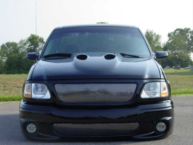 Bagd-F150s 1998 Ford  F150 photo