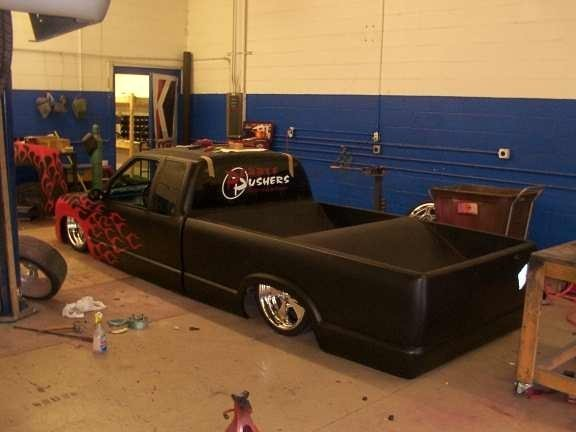 DRGNDOORs 1994 Chevy S-10 photo