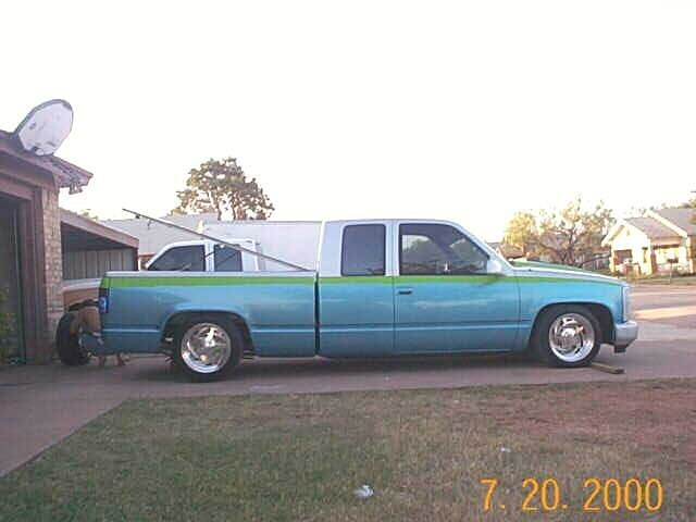 ant2low4us 1991 Chevy Full Size P/U photo