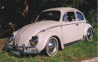 Sireals 1967 Volkswagen Bug photo thumbnail