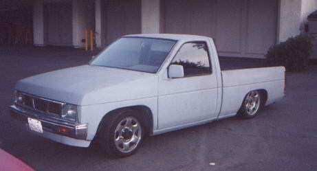 Laid2rests 1989 Nissan Hard Body photo