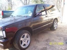 kevhill85_ECs 1992 Chevy S-10 Blazer photo thumbnail