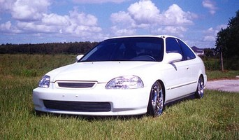 Malibus 1997 Honda Civic cover photo