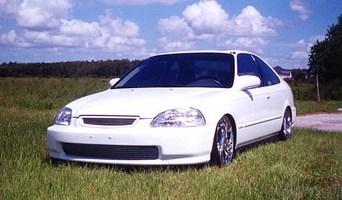 Malibus 1997 Honda Civic photo thumbnail