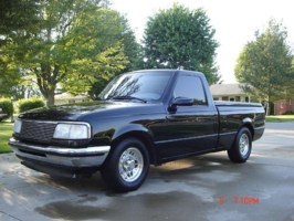 Poppas 1995 Ford Ranger photo thumbnail
